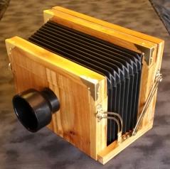 house-mounted camera mailbox